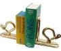 Apara-livros manilha