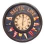 Relógio bandeiras