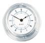 Relógio cromado 11cm