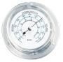 Barómetro cromado 11cm