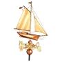 Cata-vento barco pq