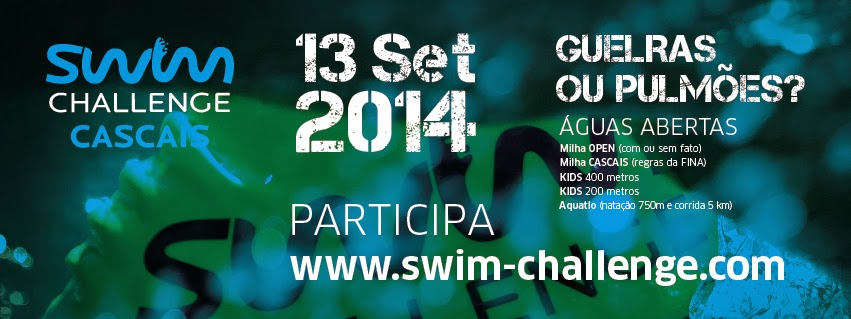 """Swim Challenge"" regressa a Cascais"